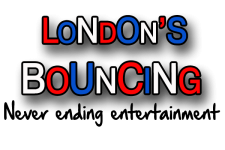 London's bouncing